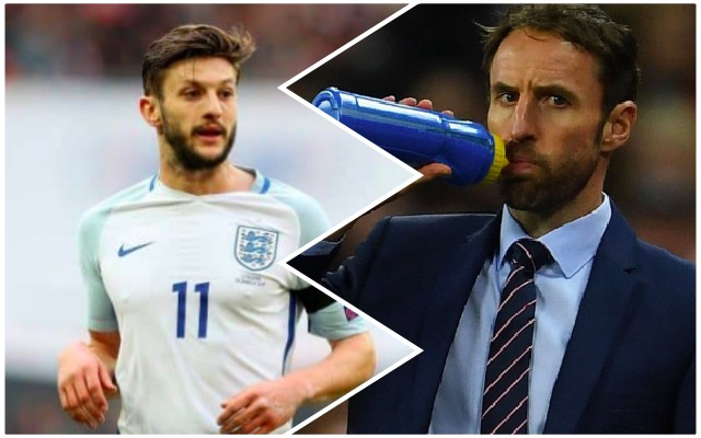 Yep, you guessed it: LFC player injured with England on international duty