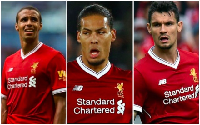 Klopp's joke about Matip is a gentle telling off for Lovren…