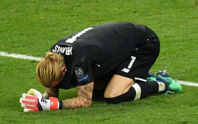 Loris Karius makes heartbreaking statement after sleepless night