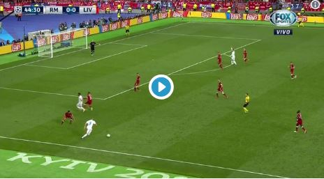 (Video) Real Madrid goal ruled out after stunning Karius save