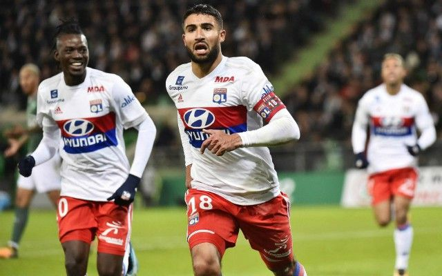 Nabil Fekir with teasing response to Liverpool rumours