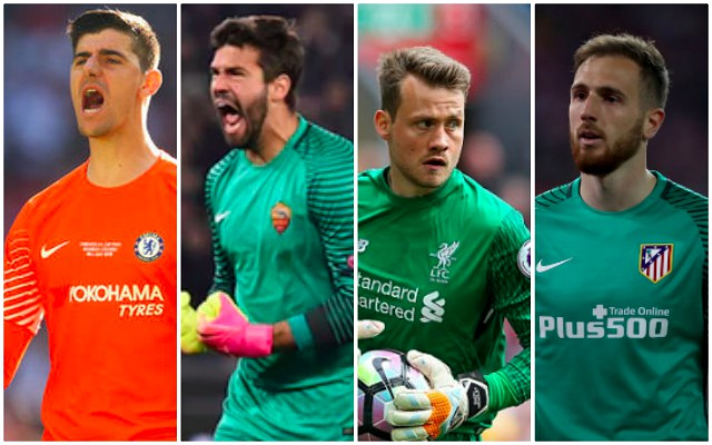 LFC lead crazy four-club goalkeeper transfer merry-go-round