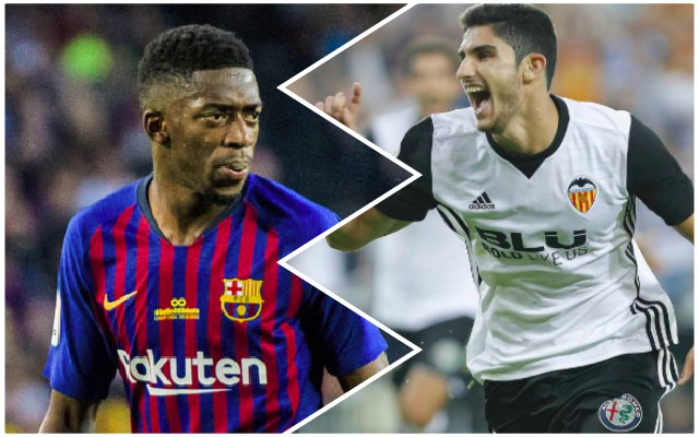 LFC eye dazzling Guedes as Dembele alternative – Reliable report