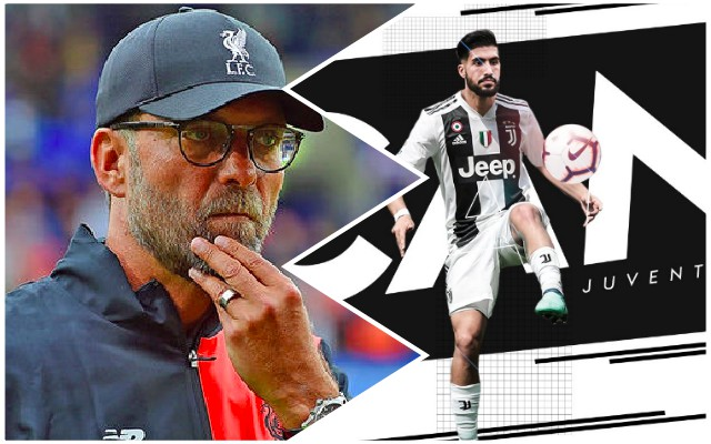 Emre Can: I didn't leave LFC because of Klopp…