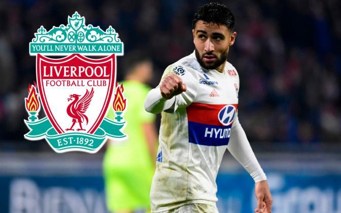 Liverpool fans react to latest Fekir news: 'Here we go…'