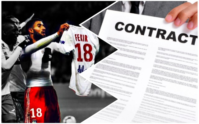 Another hint that Fekir could exit Lyon emerges…