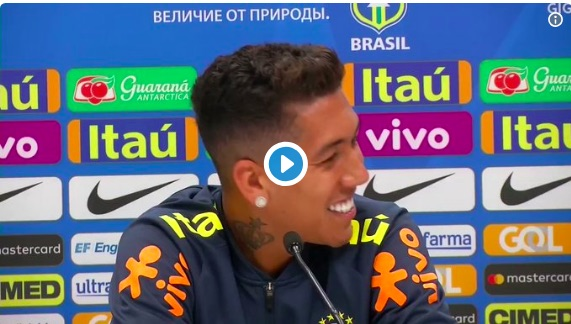 Firmino: Ramos is an idiot