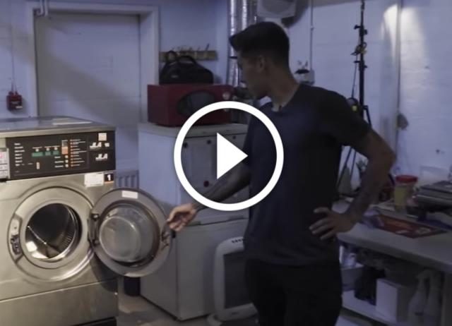 Video: Roberto Firmino shows off epic no-look skills in brilliant challenge