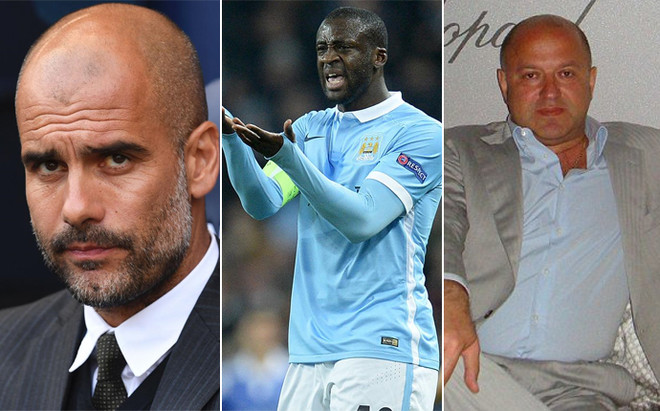 Yaya Toure's agent says crazy stuff about Pep, Liverpool, £1/week contracts & more