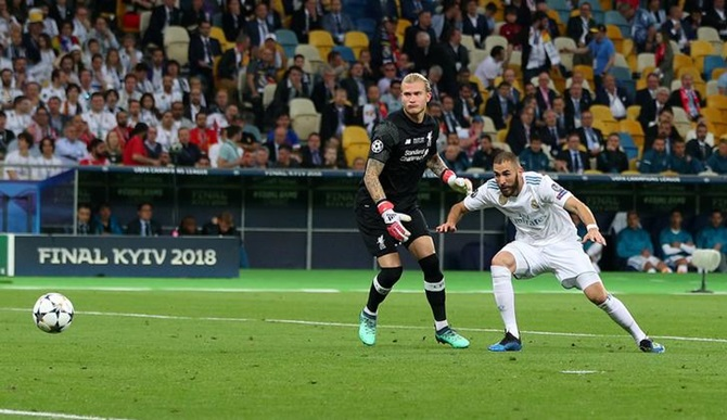 Benzema: My CL Final goal wasn't a fluke…