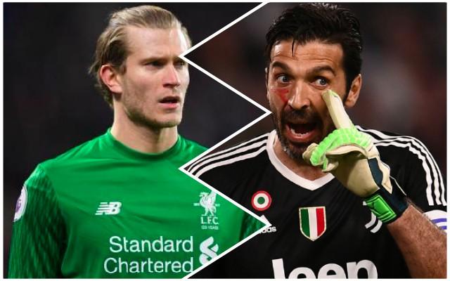 Buffon's PSG move makes sub-£25m LFC transfer possible