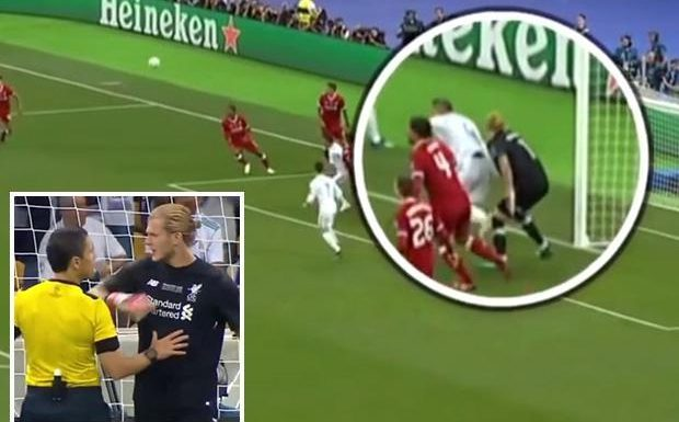 Ramos concussed Karius with elbow; Doctor says this caused 'Mistakes'
