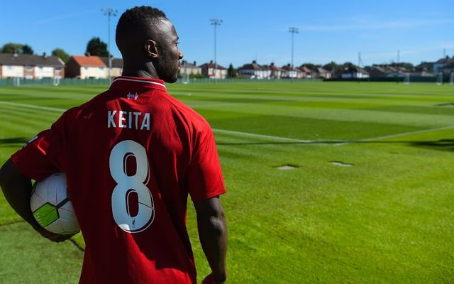 'If he gets it, he will do well' – Liverpool legend runs rule over Naby Keita
