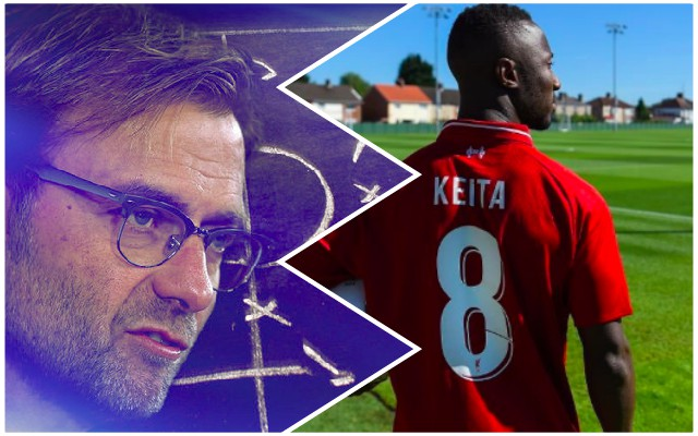 Klopp annoyed at Liverpool for not using Keita properly… 'I was shouting that we had to use Naby'