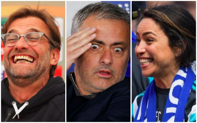 LFC fans in hysterics at Eva Caneiro's Mourinho comments