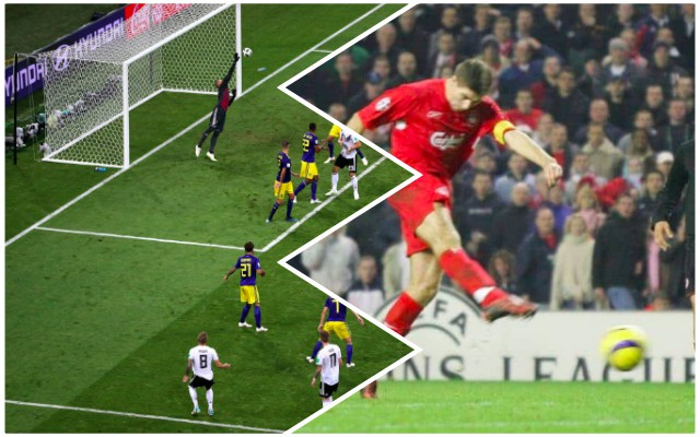 Kroos compared to Gerrard following last minute wonder-goal