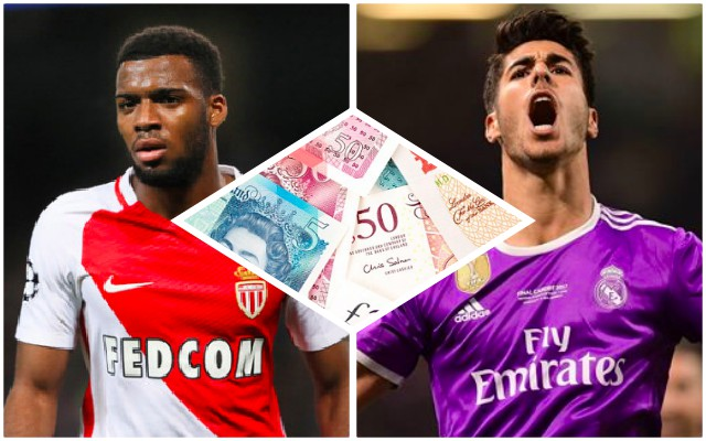 Ranking the Echo's five Fekir alternatives, including world-class Spaniard