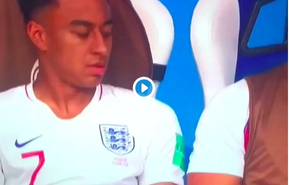 (Video) Trent's deadpan reaction to Lingard is like something off The Office