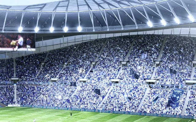 Confirmed: Liverpool to feature in grand opening of Tottenham's new stadium