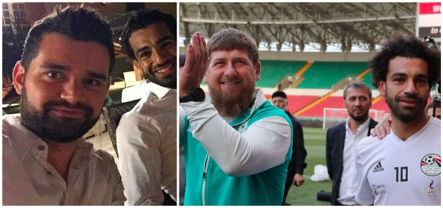 Why Salah's agent is 'fuming' on Twitter & why Mo has Chechnya citizenship