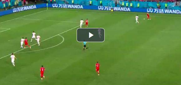 (Video) Liverpool target Xherdan Shaqiri scores 2014 Luis Suarez goal for Switzerland