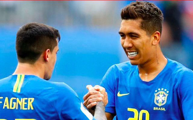 Brazil boss admits Firmino success despite not planning role for him