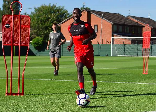 Naby Keita's Liverpool training request sums up his dedication