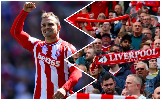 Shock reaction as LFC could wrap up Shaqiri in 24 hours