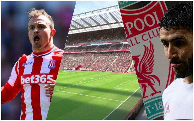 (Video) Shaqiri's performance v Hungary, ahead of potential LFC move