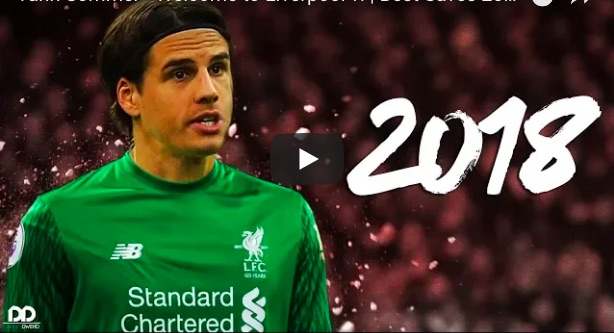 (Video) Potential new LFC keeper Yann Sommer's Best Saves