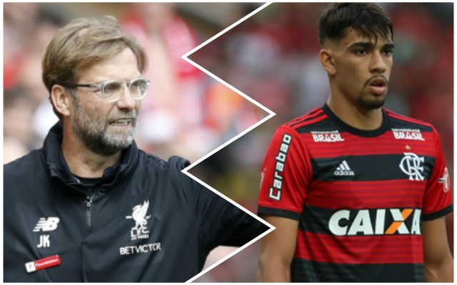 Brazilian journo claims Liverpool are interested in highly-rated midfielder
