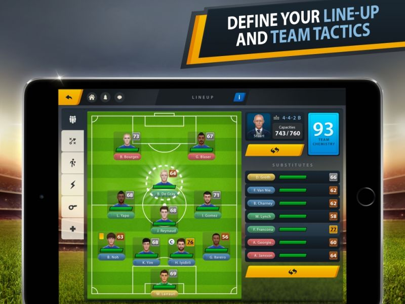 Brilliant new game, 'Club Manager 2019' set for release