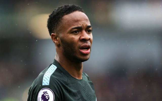 Raheem Sterling reveals hilarious trolling from his Liverpool-supporting daughter