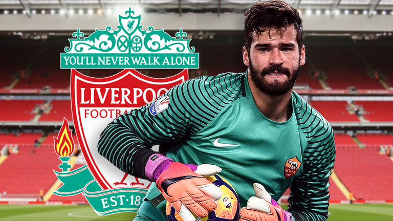 'A new adventure' Alisson describes LFC move for first time