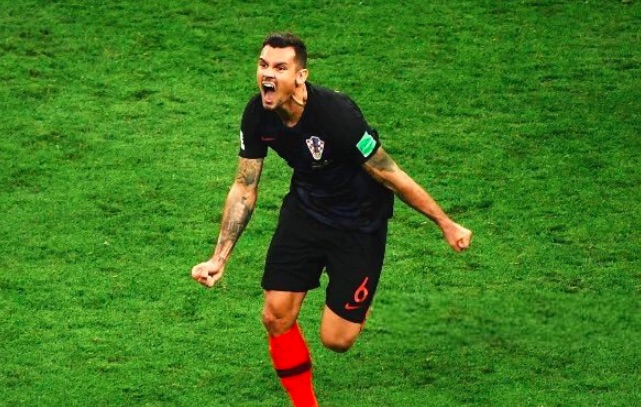 How Lovren's Croatia dominated the World Cup