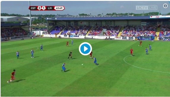 (Video) Harry Wilson v Chester: Proof LFC starlet can make grade…