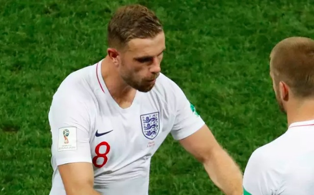 Henderson admits injury in emotional interview
