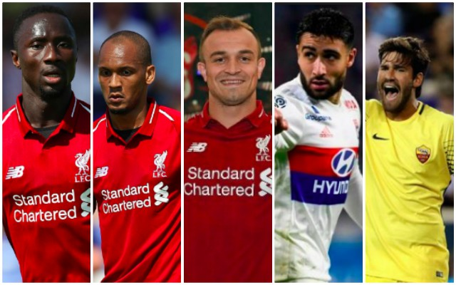 Dave Maddock makes double Liverpool transfer prediction