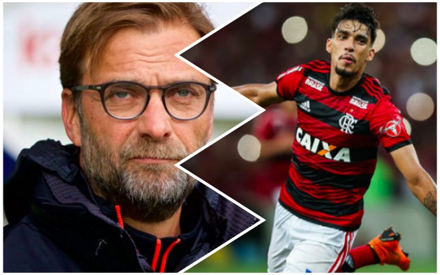 Agent of £40m Brazilian spotted in Liverpool amid rumours of Klopp interest