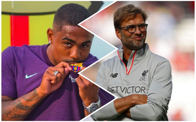 Malcom's Barca transfer opens up possibility of incredible Liverpool switch