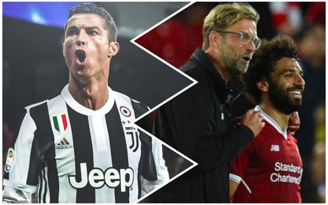 Ronaldo really wants Salah to join him at Juventus, states stupid report