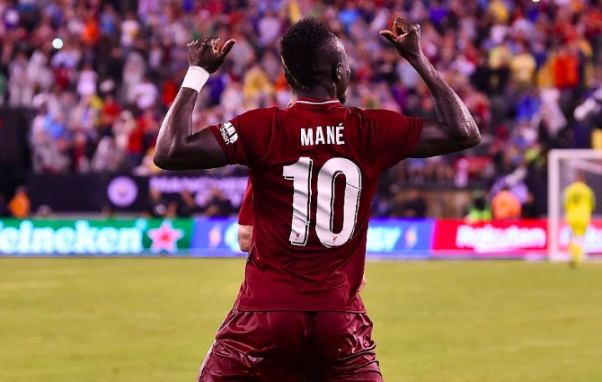 Mane's celebration prove he's delighted with Klopp's decision