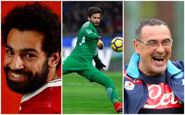 LFC are using this player in Alisson charm offensive; but Sarri has own tricks