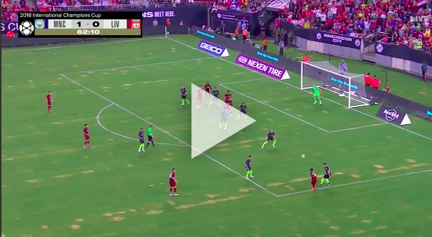 (Video) Mo Salah scores lovely goal 52 seconds into pre-season debut