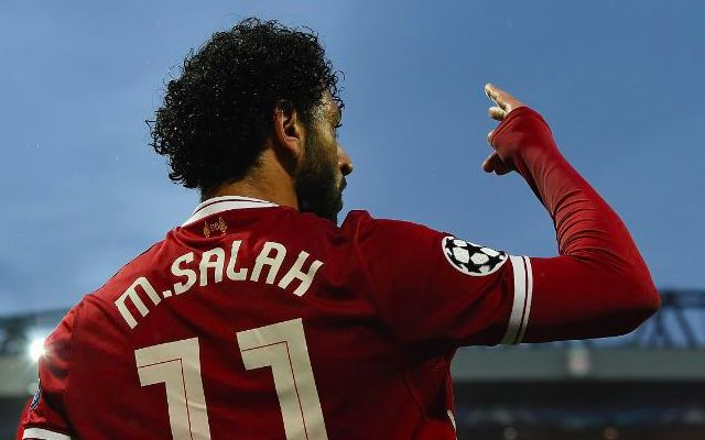 FIFA have picked a weird Salah goal for Puskas award