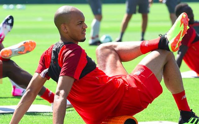 Fabinho explains what Roberto Firmino told him about Liverpool prior to move