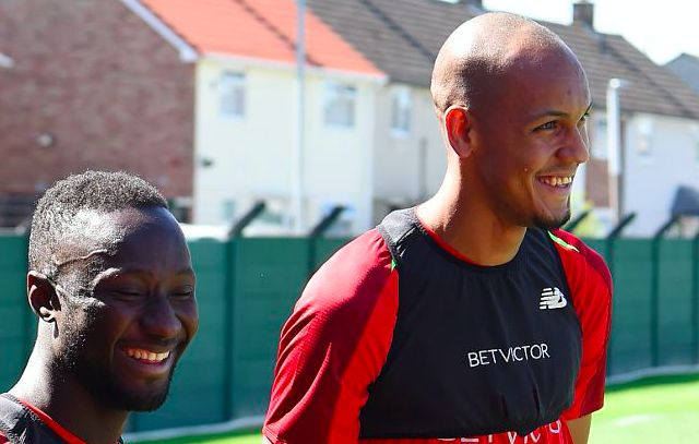 Chester boss comments on Naby Keita and Fabinho challenge ahead of friendly