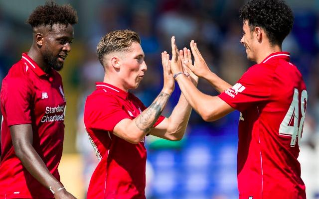 (Video) Harry Wilson scores ice-cold brace to make early pre-season statement