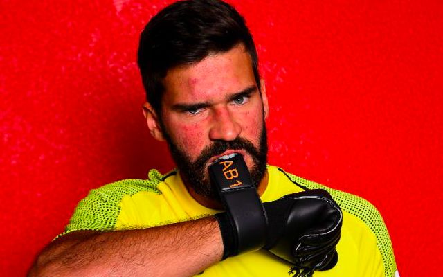 Journalist provides best 1:44 of Alisson analysis we've heard so far