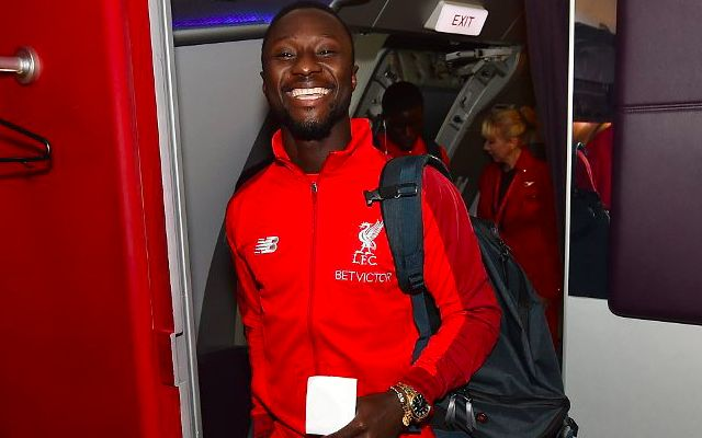 Naby Keita update: Reds midfielder battling for fitness
